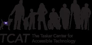 Taskar Center for Accessible Technology logo