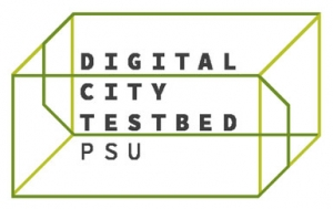 Digital City Testbed Center logo
