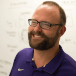 Jake Wobbrock, CREATE Co-Director and UW iSchool faculty member