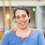 Jennifer Mankoff, CREATE Director and co-founder and Professor at the Paul G. Allen School of Computer Science & Engineering