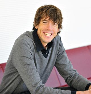 Jon Froehlich, CREATE Associate Director and Allen School faculty member